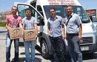 Veteranlardan Ramazan Paketi