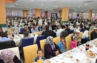 Yozgat'ta Şehit Ve Gazi Yakınlarına İftar Yemeği...