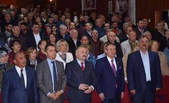 Erhan Usta; Ladik'te Pilav Gününe Katıldı