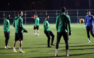Çaykur Rizespor, Kasımpaşa maçı hazırlıklarına başladı