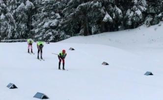 Kayaklı Koşu FIS Kupası başladı