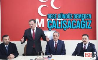 """Mustafa Demir; """"Cumhur İttifakı Beka Mücadelesidir"""""""