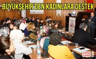 Samsunlu Kadınlara 'Kooperatifçilik' Eğitimi
