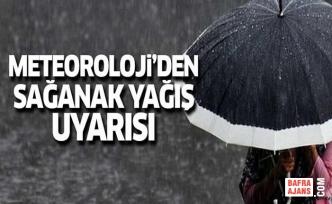 Bafra İçin Acil Uyarı, Kuvvetli Yağış Geliyor!