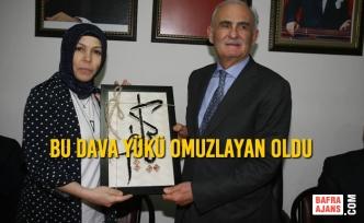 """Milletvekili Yusuf Ziya Yılmaz; """"Bu Dava Yükü Omuzlayan Oldu"""""""