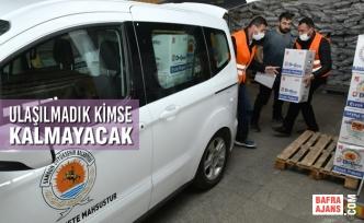 Büyükşehir Belediyesi Yardımlarını Yaklaşık 2 Katına Çıkardı