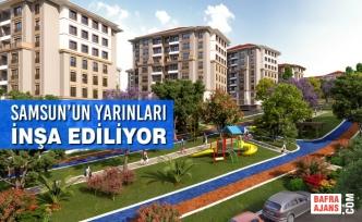 Kentsel Dönüşüm Kapsamında Kıran Mahallesi'nin 2'nci Etabın Yüzde 50'si Tamamlandı