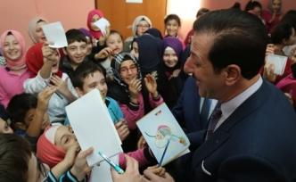 İlkadım'da Çocuklara 8 Milyon TL Yatırım