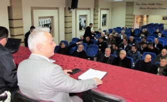 Kavak'ta Servis Sürücülerine Eğitim