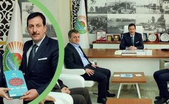 Milletvekili Kırcalı'dan Başkan Tok'a Ziyaret