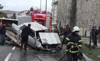 Ordu'da Trafik Kazaları: 9 Yaralı
