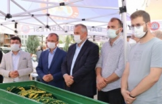Başkan Hamit Kılıç'ın Babası İsmail Kılıç Dualarla Defnedildi