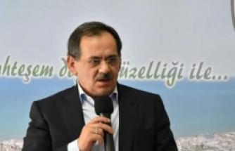 Başkan Demir, Yakakent ve Alaçam'da Muhtarlarla Buluştu