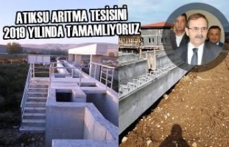 Başkan Zihni Şahin'den Vezirköprü'ye Müjde