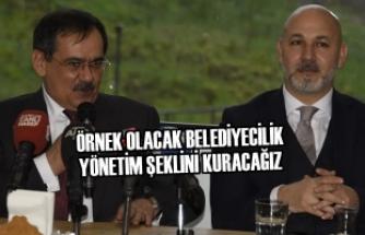 Mustafa Demir; Basın Mensuplarıyla Buluştu