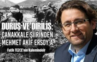 Duruş ve Diriliş: Çanakkale Şiirinden Mehmet Akif Ersoy'a