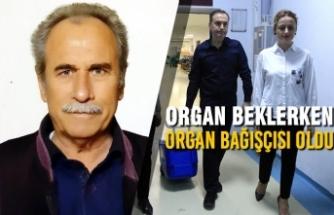 Organ Beklerken Organ Bağışçısı Oldu