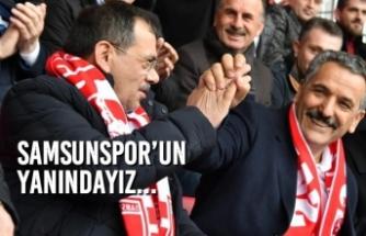 Başkan Mustafa Demir, Galibiyeti Kutladı