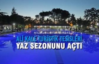 Ali Kale Turistik Tesisleri Yaz Sezonunu Açtı