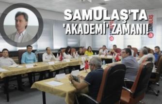 Samsun Büyükşehir'in Ulaşım Şirketinden Türkiye'de Örnek Uygulama