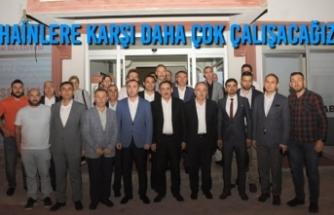 Başkan Mustafa Demir'den Asarcık'ta Önemli Açıklamalar