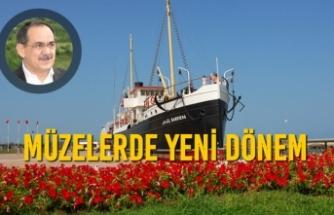 Samsun Büyükşehir Belediyesi'ne Bağlı Müzeler Yarın Kapılarını Açacak
