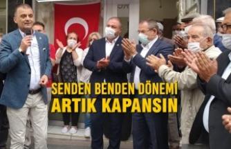 Fatih Türkel 'Senden Benden Dönemi Artık Kapansın'