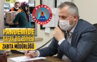 Pandemide Bafra Belediyesi - Zabıta Müdürlüğü