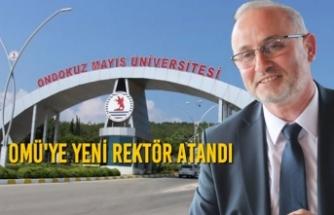 OMÜ'ye Yeni Rektör Atandı