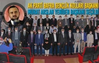 Murat Arslan Yeniden Başkanı Seçildi