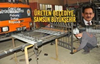Üreten Belediye, Samsun Büyükşehir