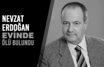 Nevzat Erdoğan Evinde Ölü Bulundu