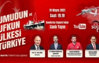 Bakan Kasapoğlu ve Selçuk Bayraktar SBB TV özel yayınında