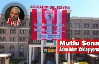 Başkan Demirtaş, Şehri Samsunspor Bayraklarıyla Donattı