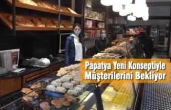 Papatya Yeni Konseptiyle Müşterilerini Bekliyor