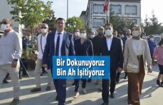 Ali Babacan'dan Alaçam'da Önemli Açıklamalar