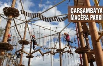 Çarşamba'ya Macera Parkı