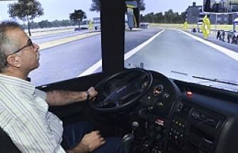 Gerze MYO; Diplomalı Otobüs Kaptanı Yetiştirecek