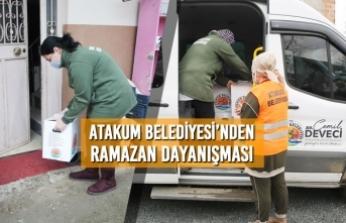 Atakum'un Dayanışma Ruhu Ramazan Sofralarında