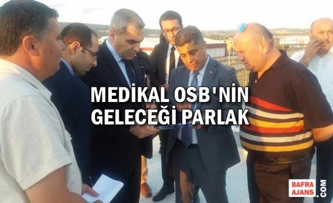 Bafra Medikal OSB'nin Geleceği Parlak