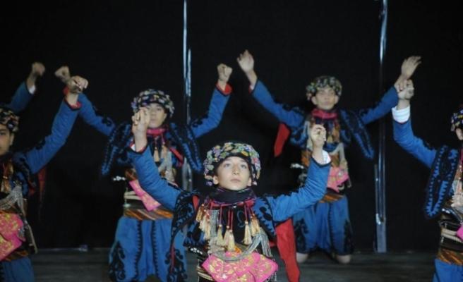 Türkiye Halk Oyunları Federasyonu Yıldızlar Türkiye Şampiyonası