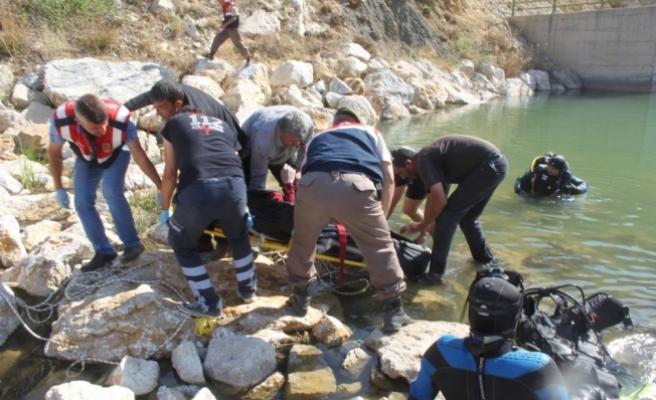 Çorum'da baraj gölünde kaybolan iki kişinin cesetleri bulundu