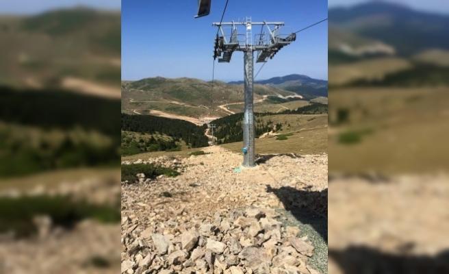 Ordu'ya yeni kayak tesisi