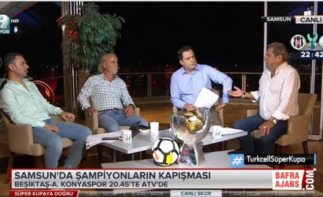 Ünlü Spor Yazarları Samsun'a Hayran Kaldı