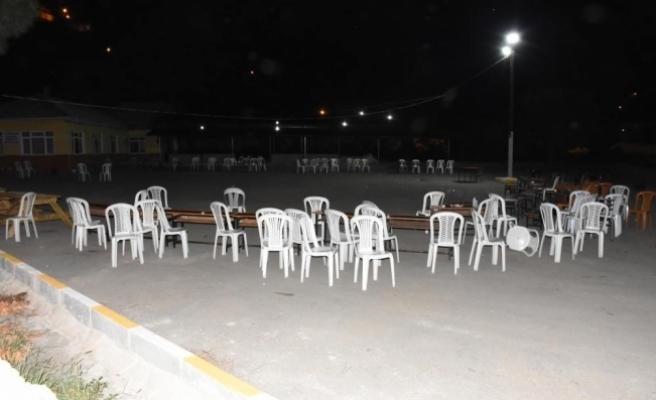 Zonguldak'ta düğünde silahlı kavga