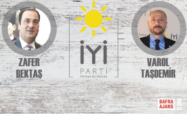İYİ Parti Bafra İlçe Başkanlığı İçin Yarışacaklar