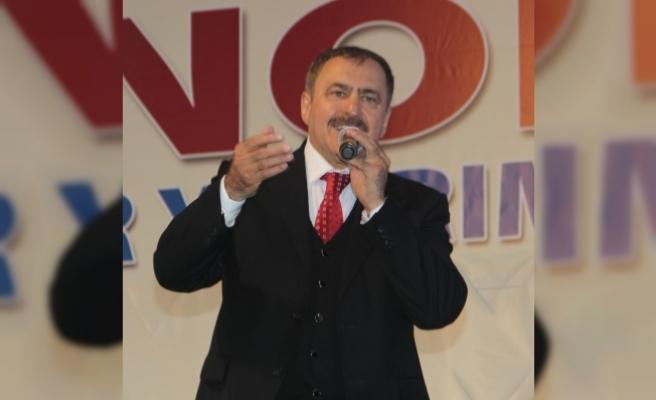 Bakan Eroğlu'ndan