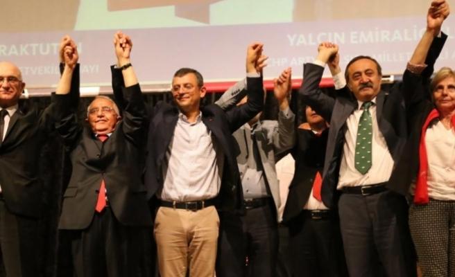 CHP Artvin Milletvekili Aday Tanıtım Töreni