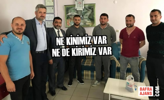 Mustafa Öcal Çalışmalarına Yakakent'te Devam Etti