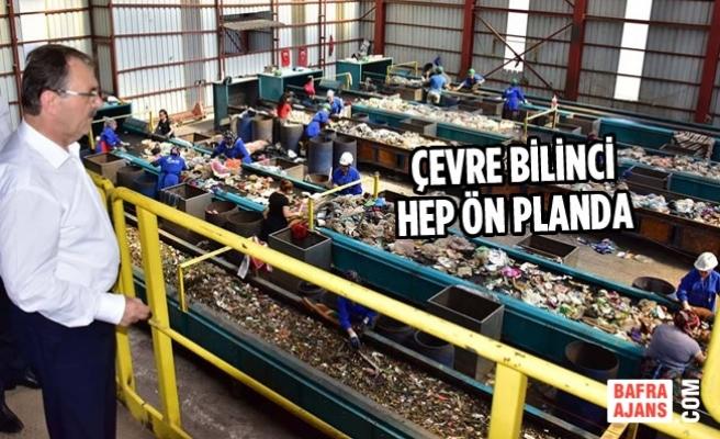 Şahin: Türkiye'nin En Modern Çöp Depolama Sahası